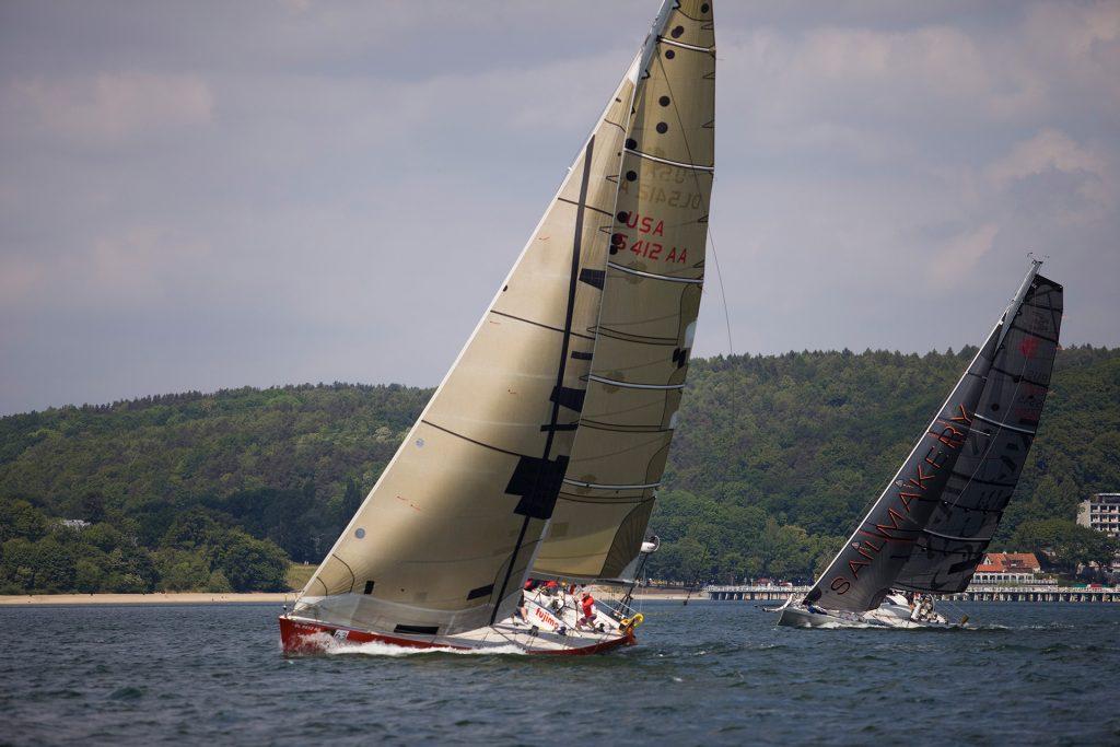 szkolenie żeglarskie morskie żeglarstwo regatowe