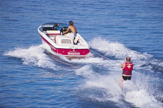 water ski crete